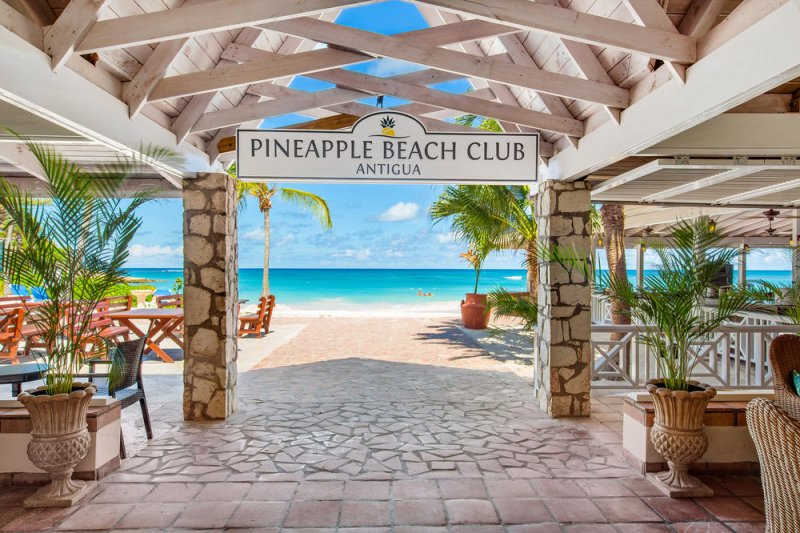 Pineapple Beach Club