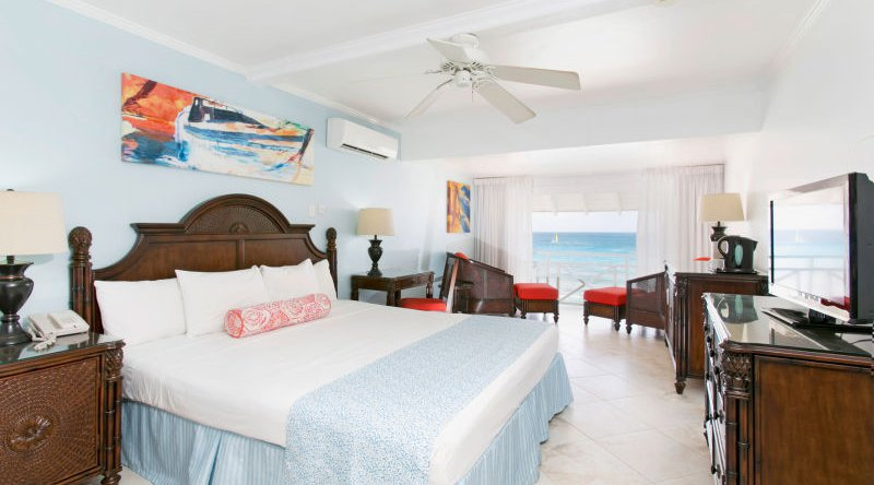 Superior Oceanfront Room - Club Barbados Resort & Spa