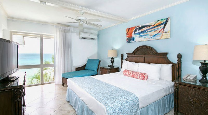 One Bedroom Oceanfront Suite - Club Barbados Resort & Spa