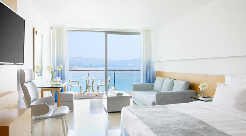 Junior Suite Sea View Lindos Blu Hotel