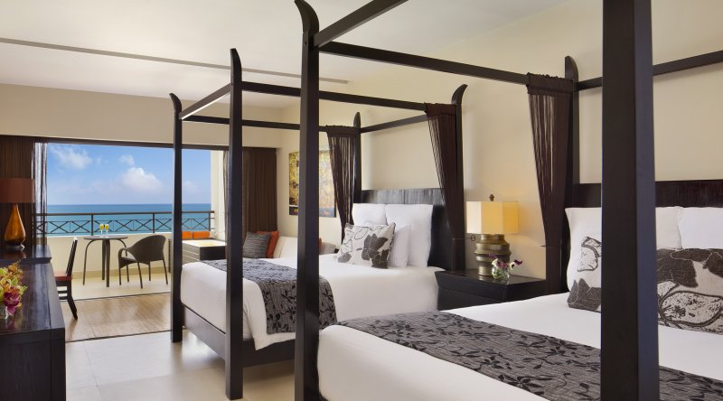 Junior Suite Ocean View - Secrets Wild Orchid