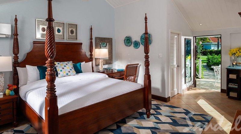 Caribbean Deluxe Room - Sandals Grande Antigua Resort & Spa