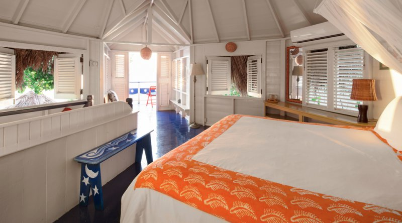 One Bedroom Partial Oceanview Cottage - The Caves
