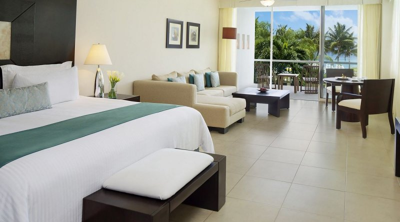 Junior Suite Ocean View - Secrets Aura Cozumel