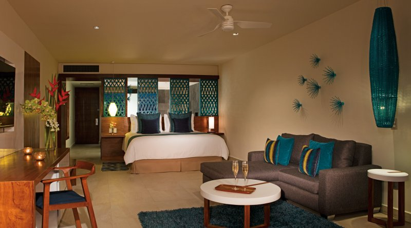 Preferred Club Superior Junior Suite Ocean View - Secrets Aura Cozumel