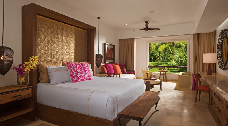 Junior Suite Tropical View - Secrets Akumal Riviera Maya