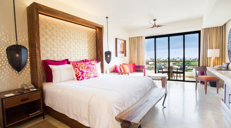 Junior Suite Ocean View - Secrets Akumal Riviera Maya