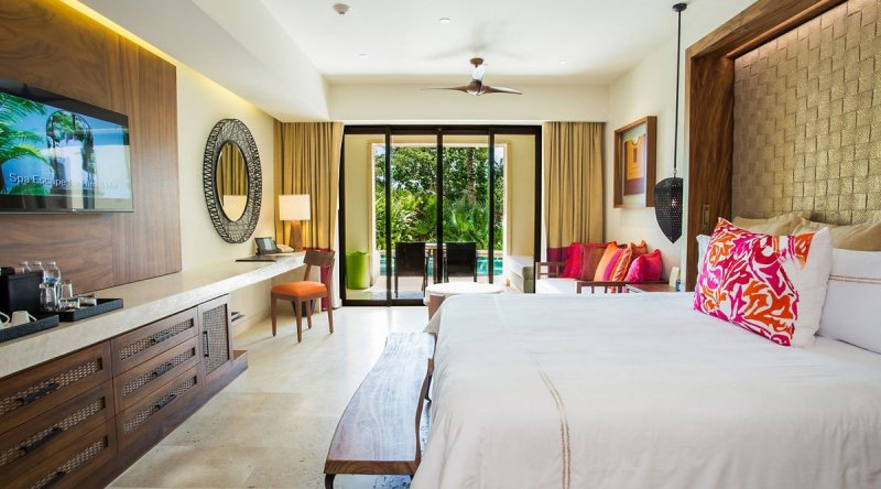 Junior Suite Swim Out - Secrets Akumal Riviera Maya