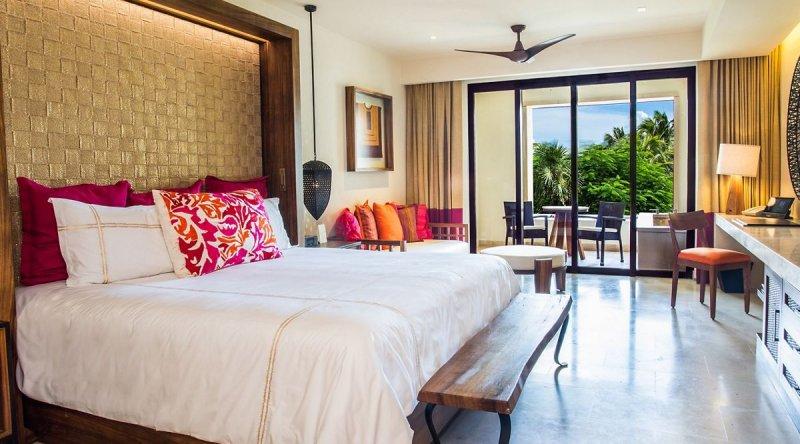 Preferred Club Junior Suite Tropical View - Secrets Akumal Riviera Maya