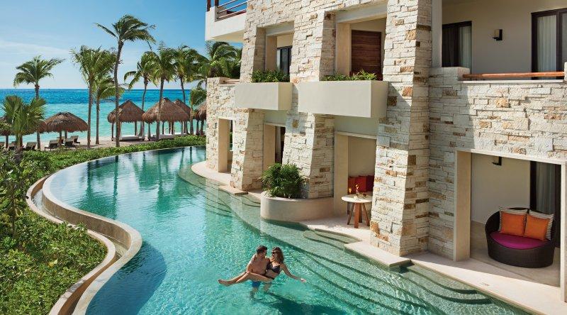 Preferred Club Junior Suite Swim Out - Secrets Akumal Riviera Maya