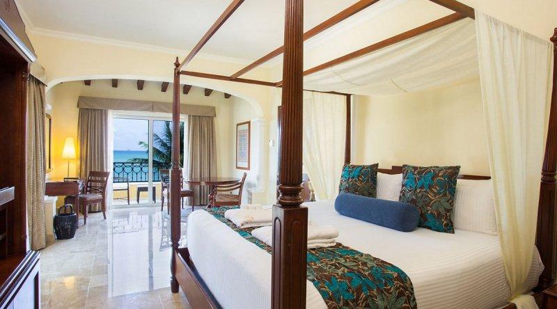 Preferred Club One Bedroom Honeymoon Suite - Secrets Capri Riviera Cancun