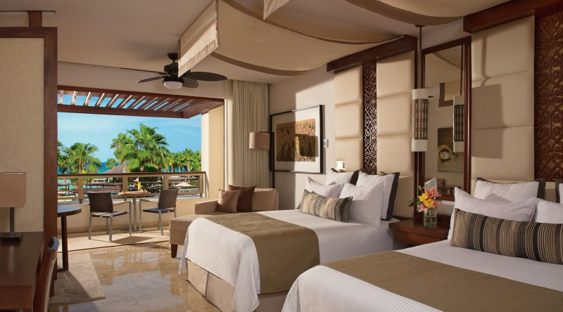 Junior Suite Ocean View - Secrets Playa Mujeres Golf & Spa Resort