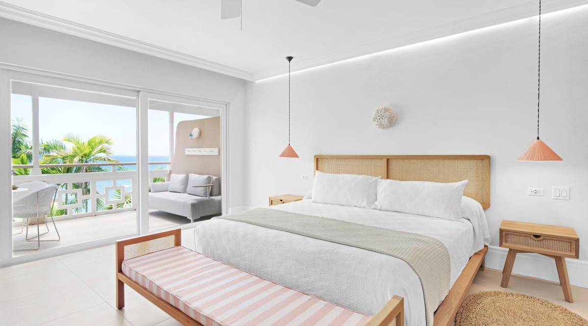 One Bedroom Beachfront Suite - Couples Sans Souci