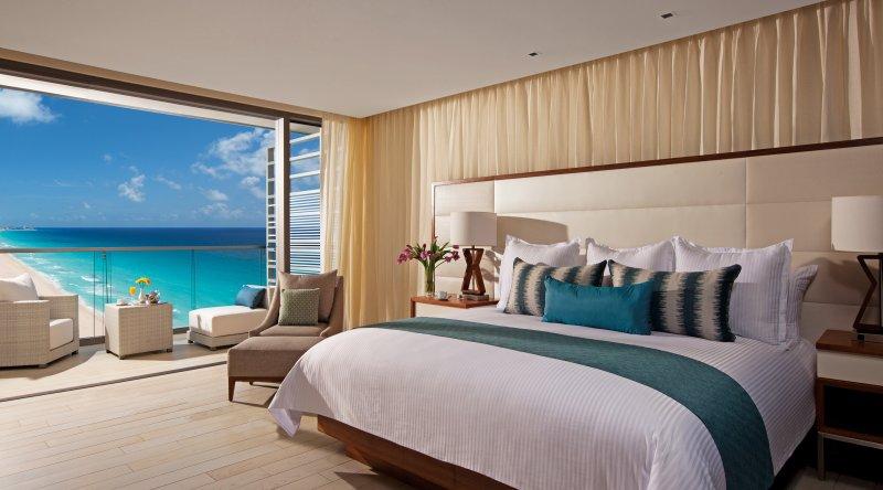 Preferred Club Deluxe Ocean View - Secrets The Vine Cancun