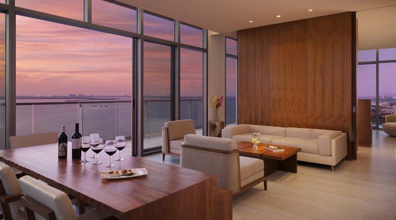 Preferred Club Master Suite Ocean View - Secrets The Vine Cancun
