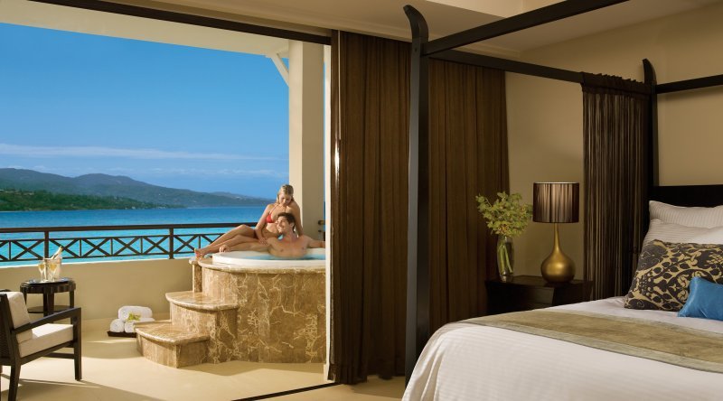 Preferred Club Presidential Suite - Secrets Wild Orchid