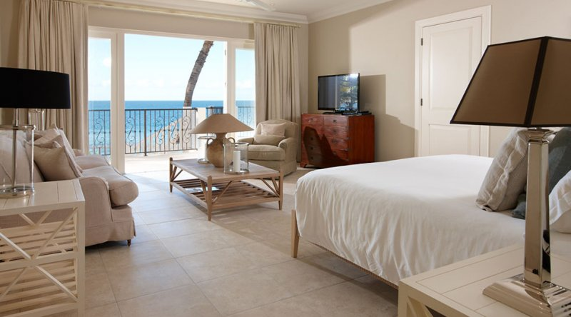 Oceanview Junior Suite - Blue Waters Resort & Spa