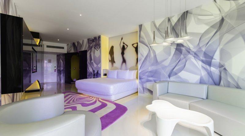 Bash Tower Ocean View Suite - Temptation Cancun Resort