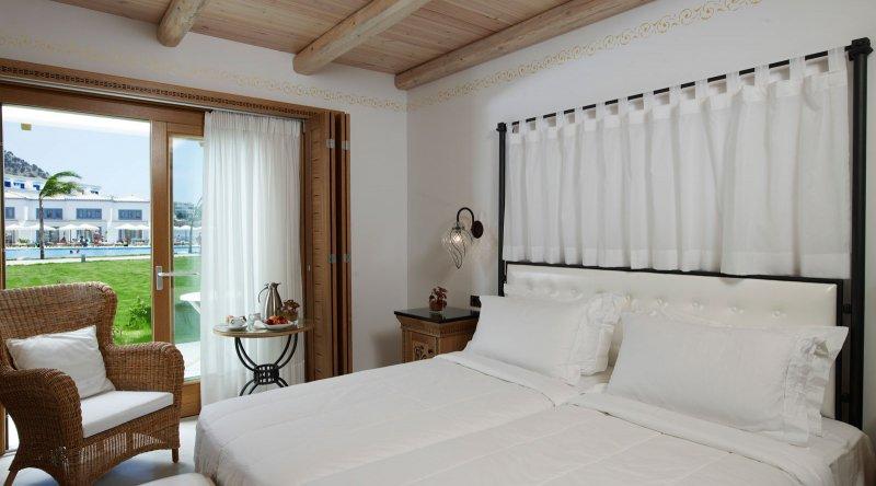 Bungalow Garden View Mitsis Blue Domes Resort & Spa