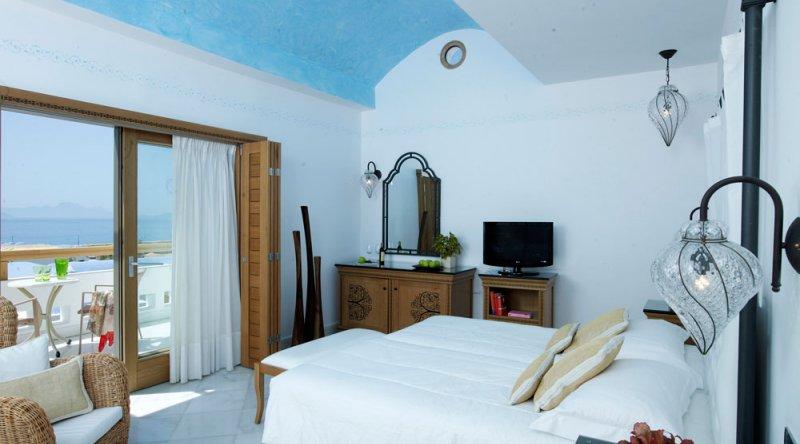 Bungalow Sea View Mitsis Blue Domes Resort & Spa