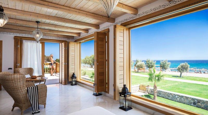 Suite Sea View Mitsis Blue Domes Resort & Spa