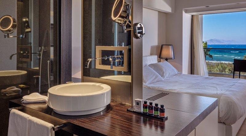 Double Suite With Sea View Aqua Blu Boutique Hotel & Spa