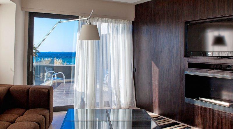 Deluxe Suite With Sea View Aqua Blu Boutique Hotel & Spa