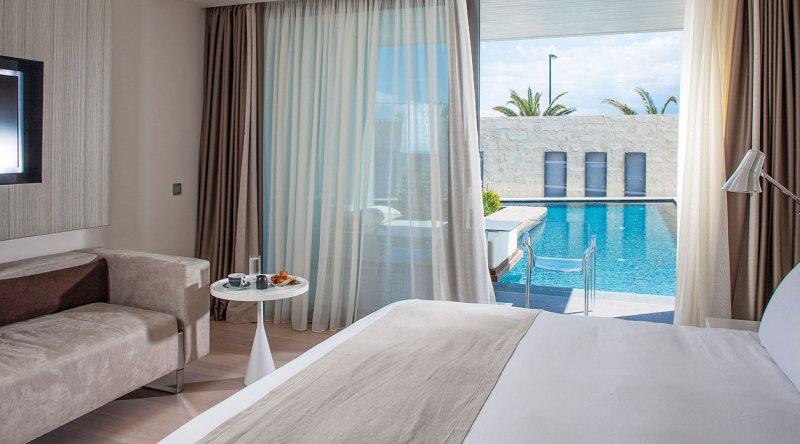 Pool Signature Suite Aqua Blu Boutique Hotel & Spa