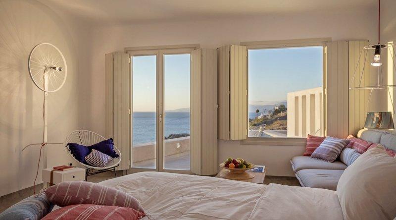 Deluxe Sea View Suite Boheme Mykonos