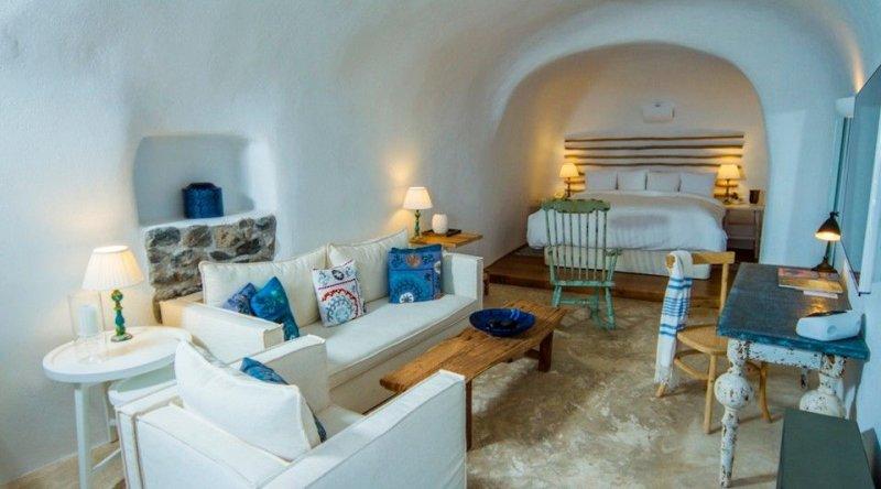 Classic Suite Iconic Santorini