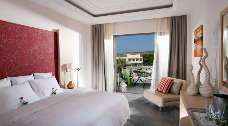 Superior Room Garden or Land View Castello Boutique Resort & Spa