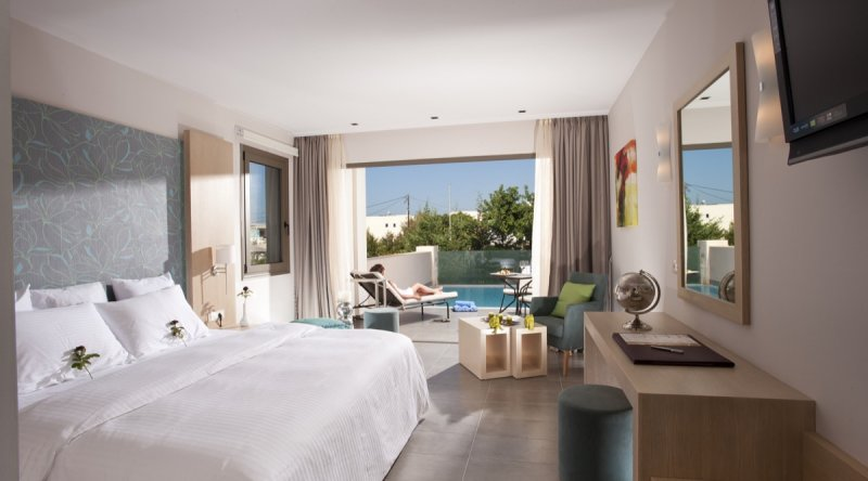 Superior Room with Outdoor Jacuzzi Castello Boutique Resort & Spa
