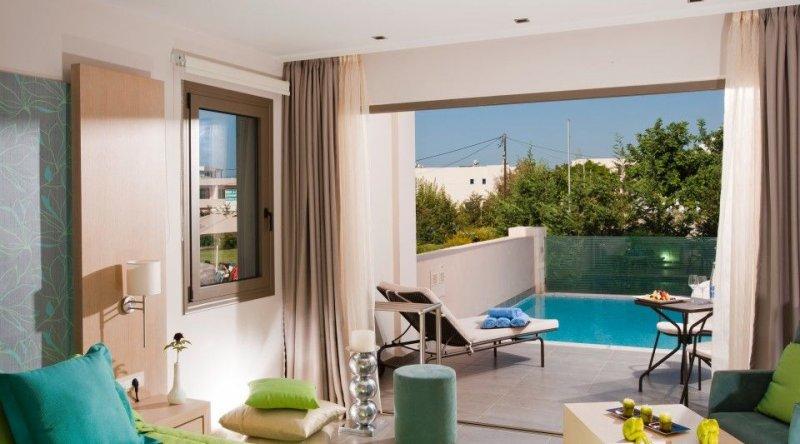 Superior Room with Private Pool Castello Boutique Resort & Spa