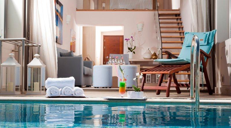 Junior Suite with Private Pool Castello Boutique Resort & Spa