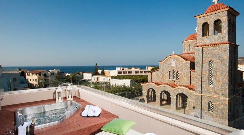Penthouse Junior Suite with Open Air Jacuzzi Castello Boutique Resort & Spa