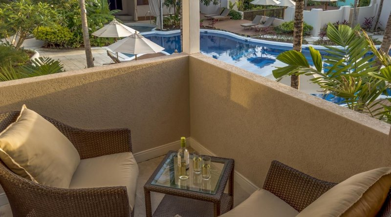 Pool View Spa One Bedroom Suite - Waves Hotel & Spa by Elegant Hotels