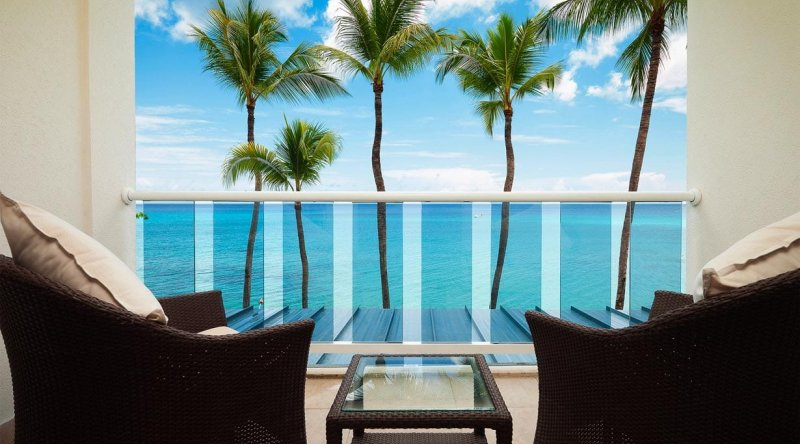 Ocean Front Room - Waves Hotel & Spa by Elegant Hotels