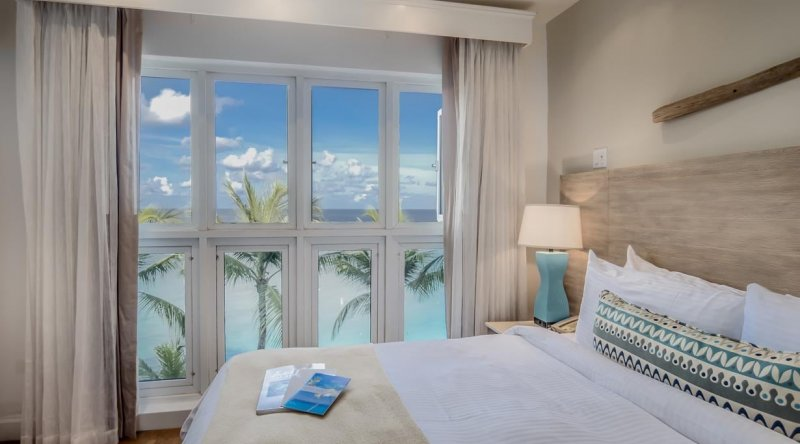 Ocean Front Split Level Room - Waves Hotel & Spa by Elegant Hotels
