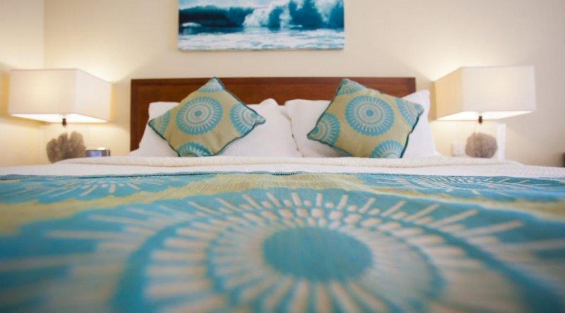 Junior Suite Ocean View Turtle Beach by Elegant Hotels