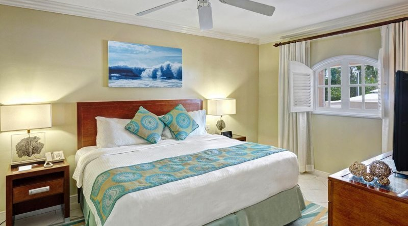 One Bedroom Suite Pool or Garden View - Turtle Beach by Elegant Hotels