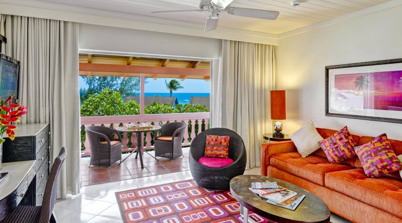 Junior Suite Pool or Garden View - Crystal Cove by Elegant Hotels