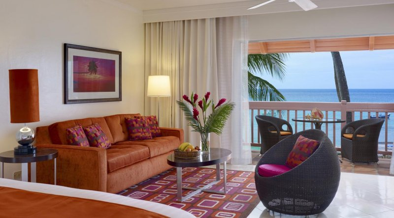 Junior Suite Ocean View - Crystal Cove by Elegant Hotels
