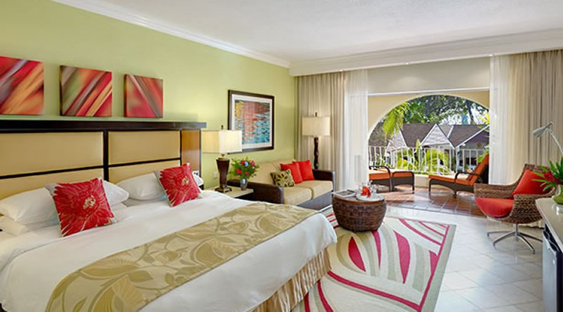 Junior Suite Pool or Garden View - Tamarind by Elegant Hotels