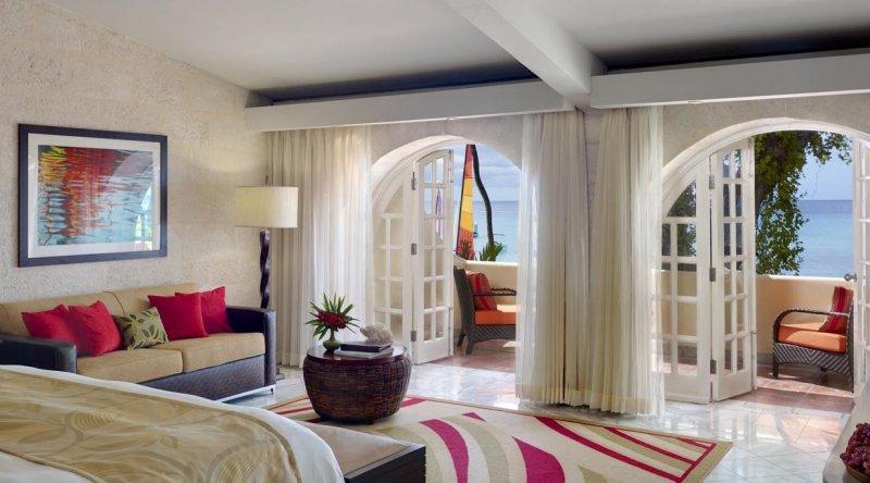 Junior Suite Ocean View Tamarind by Elegant Hotels