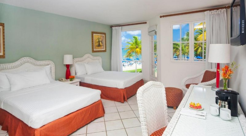 Premium Double Room St James Club Morgan Bay