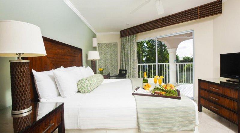 One Bedroom Garden Spa Suite St James Club Morgan Bay