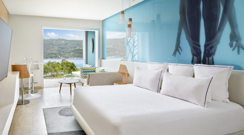 Allure Junior Suite Tropical View - Breathless Montego Bay Resort & Spa
