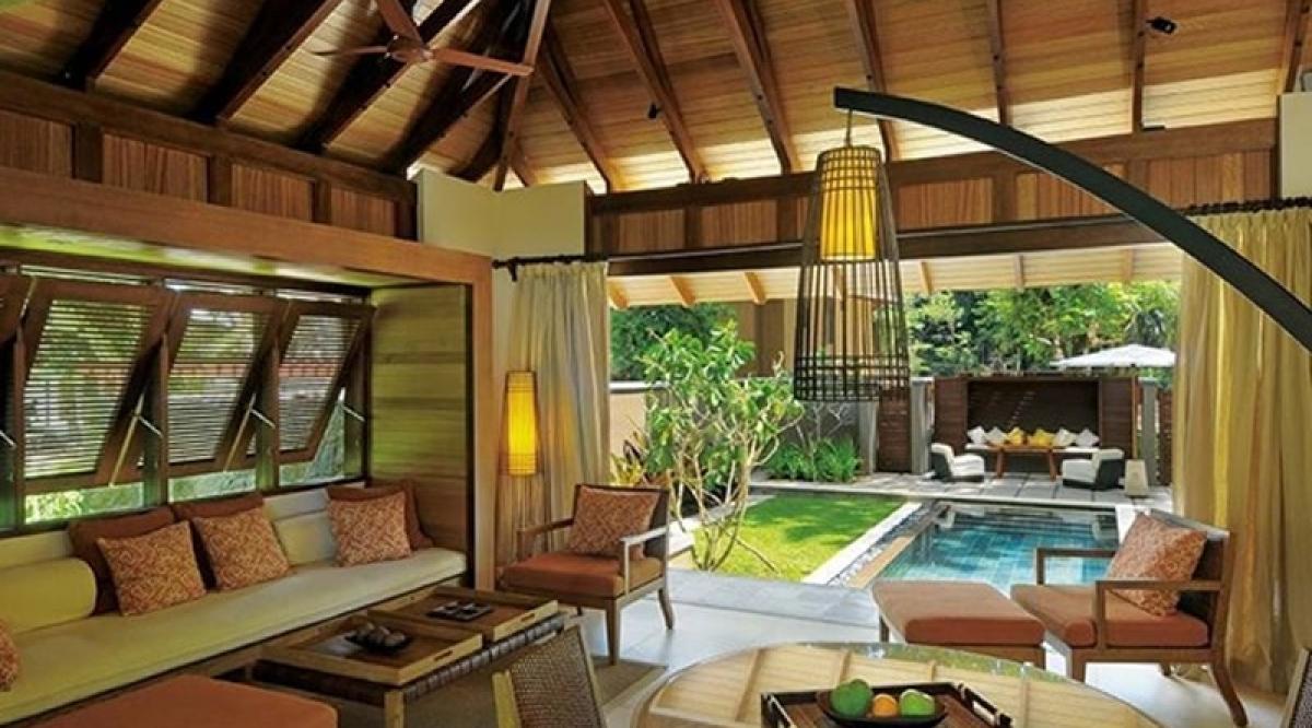 One or Two Bedroom Beach Villa - Constance Ephelia Resort