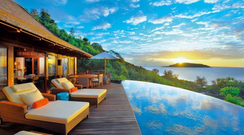 Presidential Villa - Constance Ephelia Resort