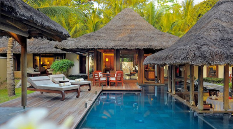 One or Two Bedroom Pool Villas - Constance Lemuria